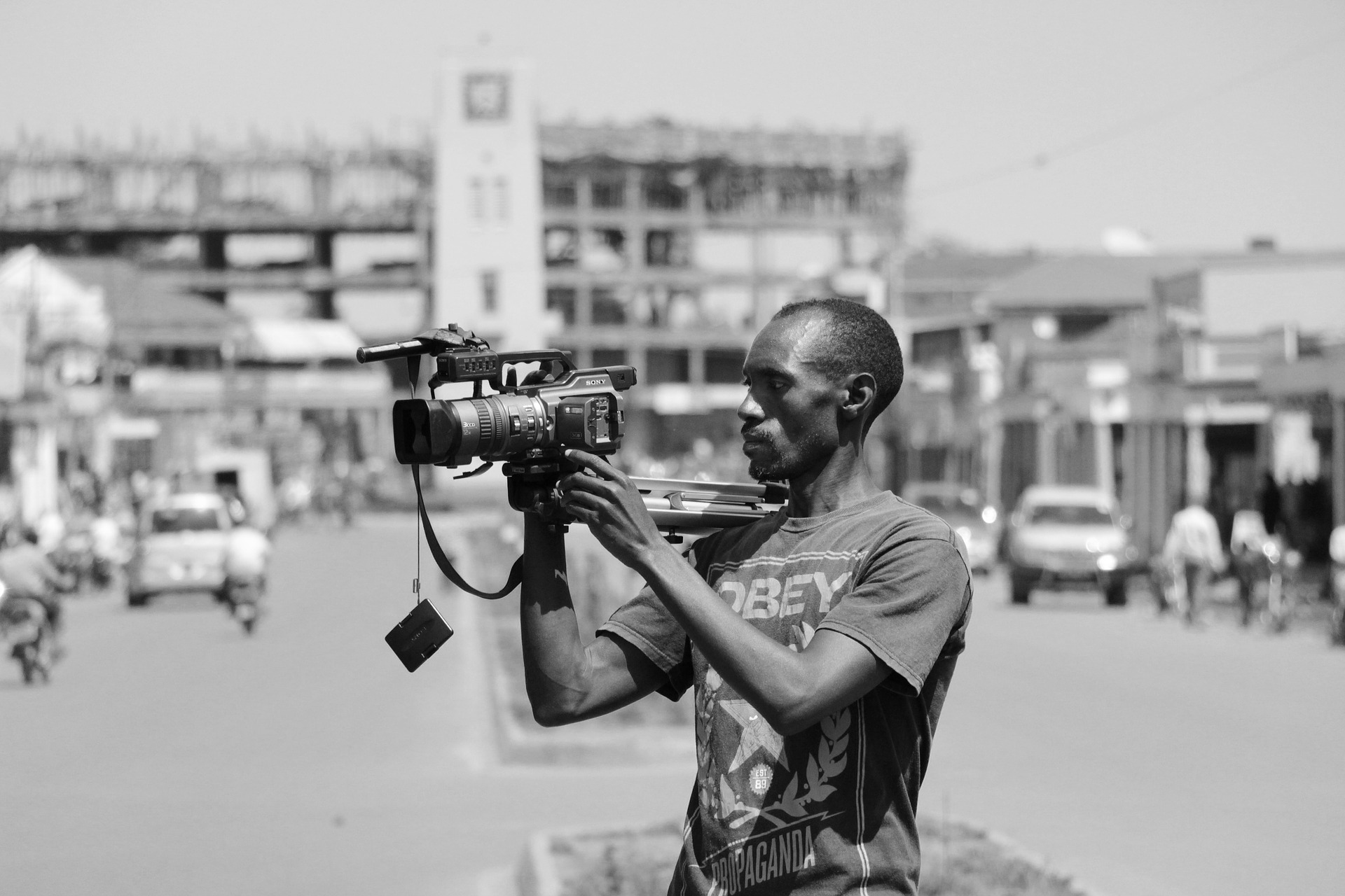 Press and media - Africall